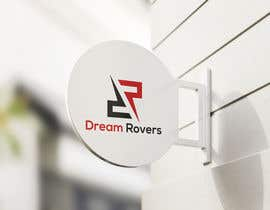 #90 for Logo design : Dream rovers ( travel.company) by ArifDesigns99