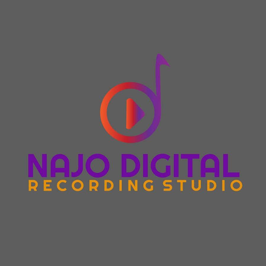 Kilpailutyö #                                        33                                      kilpailussa                                         I need a logo designed for Digital recording studio