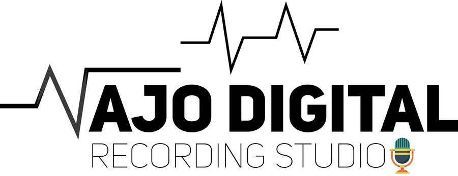 Kilpailutyö #                                        41                                      kilpailussa                                         I need a logo designed for Digital recording studio
