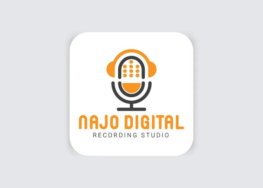 Kilpailutyö #                                        18                                      kilpailussa                                         I need a logo designed for Digital recording studio