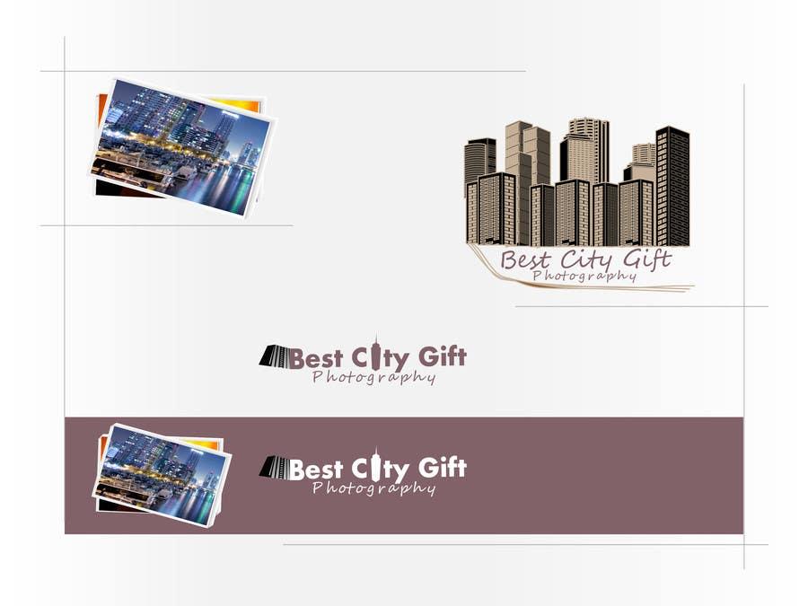 Inscrição nº 62 do Concurso para Logo Design for Photography Art company - BestCityGift