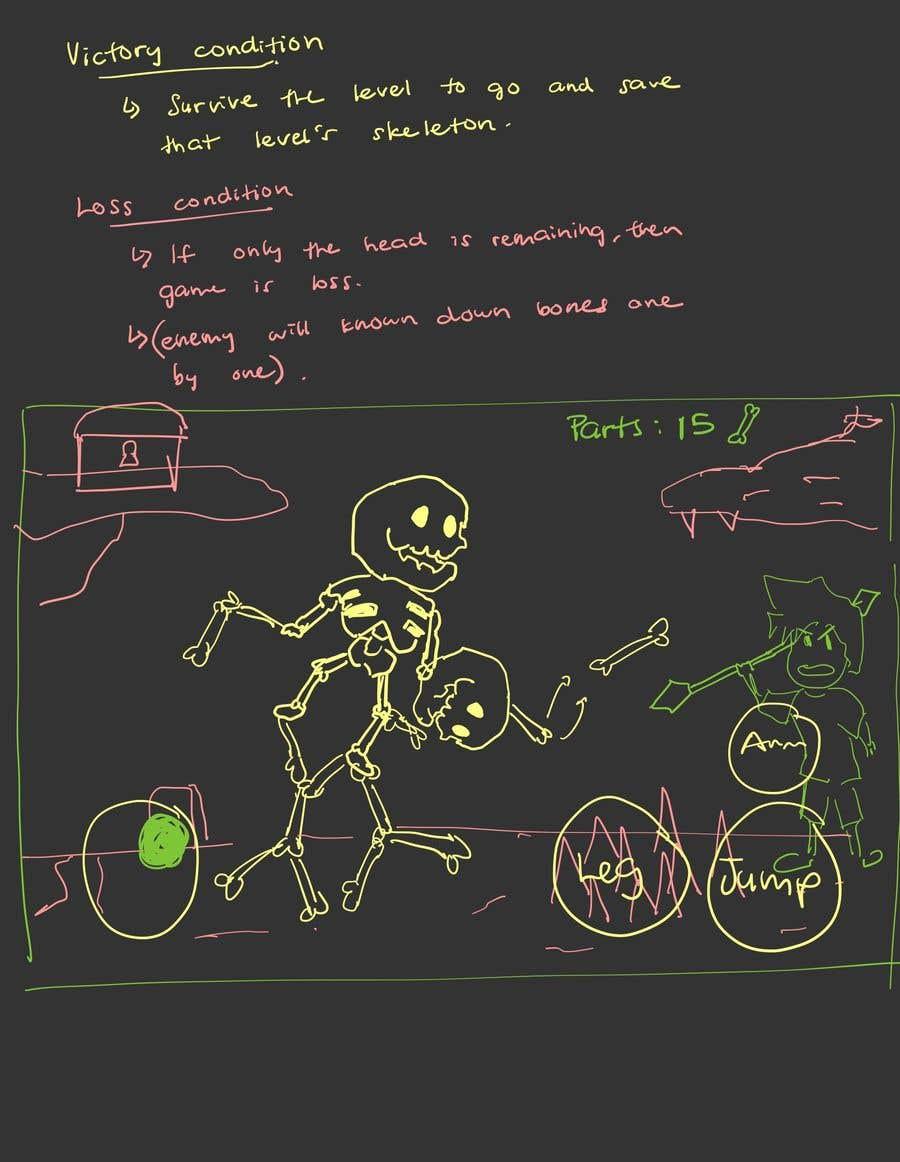 Kilpailutyö #                                        9                                      kilpailussa                                         Suggest concepts for an undead-themed mobile game