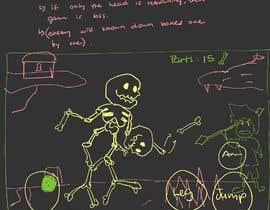 Nro 9 kilpailuun Suggest concepts for an undead-themed mobile game käyttäjältä thecreeperid