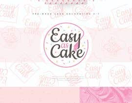 useffbdr님에 의한 Logo design Easy as Cake을(를) 위한 #450