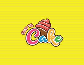Proshantomax님에 의한 Logo design Easy as Cake을(를) 위한 #444