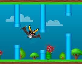 #1 for 2D fly animation Batt + 2D die animation virus. by aboali97888