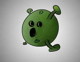 #10 for 2D fly animation Batt + 2D die animation virus. by medscorpion