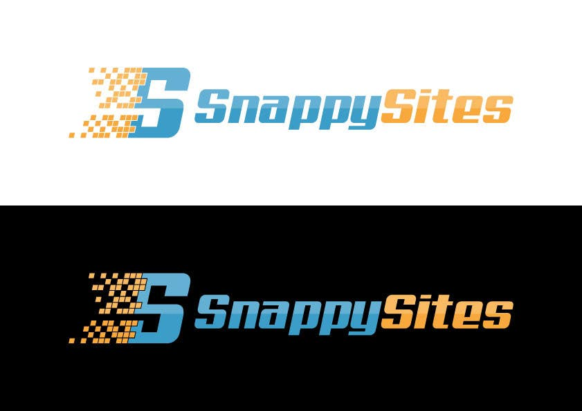 Entri Kontes #193 untukDesign a Logo for Snappy Sites