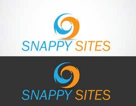 #162 para Design a Logo for Snappy Sites de LOGOMARKET35