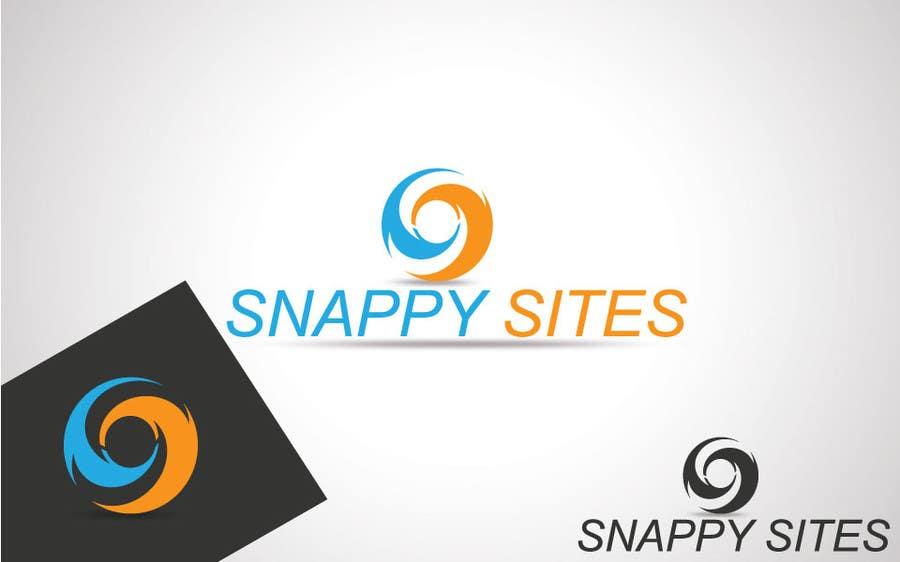Entri Kontes #163 untukDesign a Logo for Snappy Sites