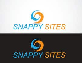 #164 for Design a Logo for Snappy Sites by LOGOMARKET35