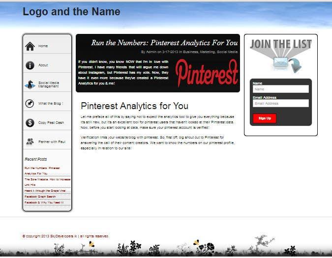 Konkurrenceindlæg #1 for http://www.fluentfuture.com/ - language exchange home page design