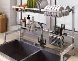 #19 für Dishwasher/storage combination. von jasminacsal