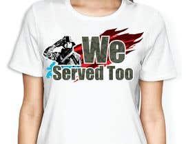 nº 42 pour We Served Too par reswara86