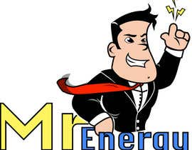 nº 3 pour Logo Design for Mr Energy par brandonLee24