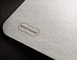 #55 para Criação de marca Nanoguard - Nanoguard product brand creation por sharif106