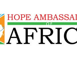 #15 für Design a Logo for Hope Ambassador of Africa Foundation von ciprilisticus