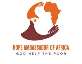 #8 for Design a Logo for Hope Ambassador of Africa Foundation by ExtraMemory