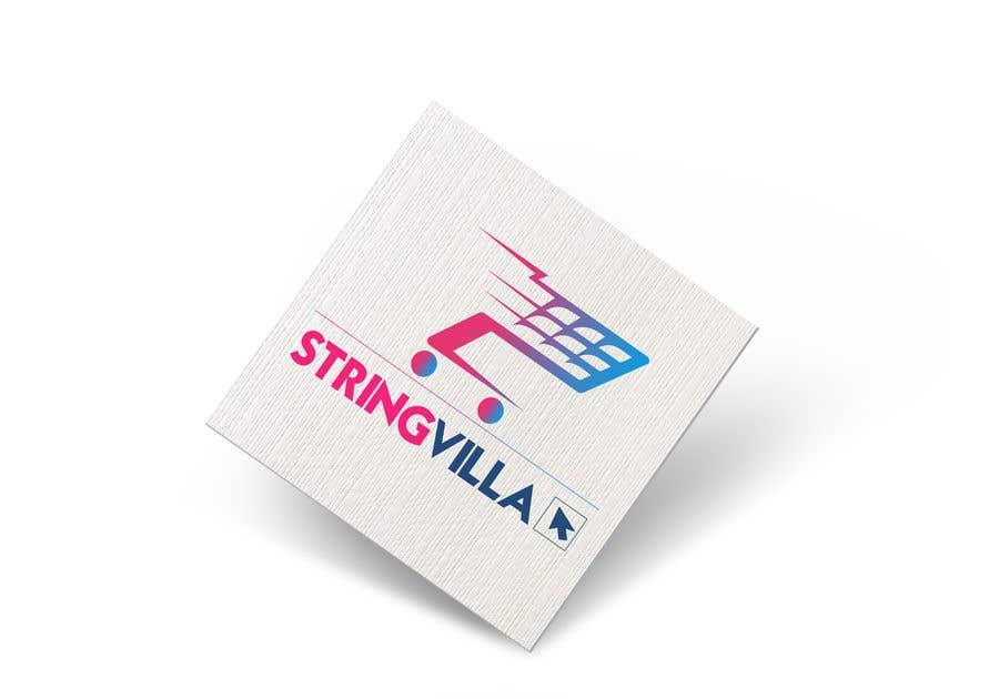 Penyertaan Peraduan #                                        53                                      untuk                                         Build a logo for String Villa