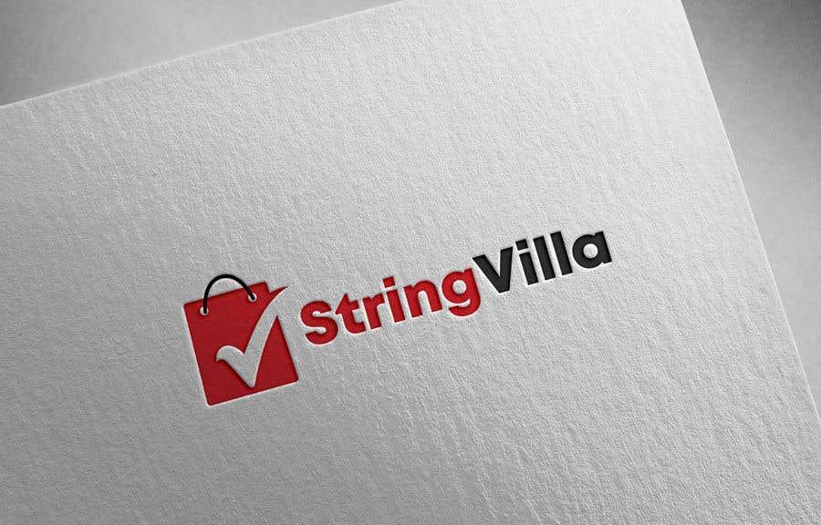 Penyertaan Peraduan #                                        40                                      untuk                                         Build a logo for String Villa