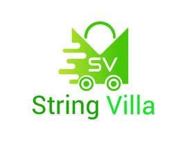 #63 untuk Build a logo for String Villa oleh mjmisuk