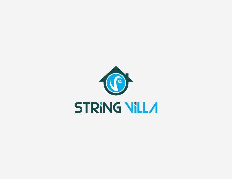 Penyertaan Peraduan #                                        50                                      untuk                                         Build a logo for String Villa