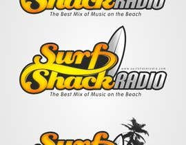 #148 für Design a Logo for Surf Shack Radio von Iddisurz