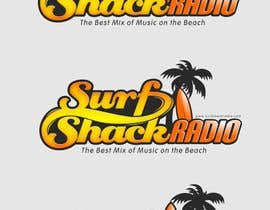 #195 for Design a Logo for Surf Shack Radio by Iddisurz