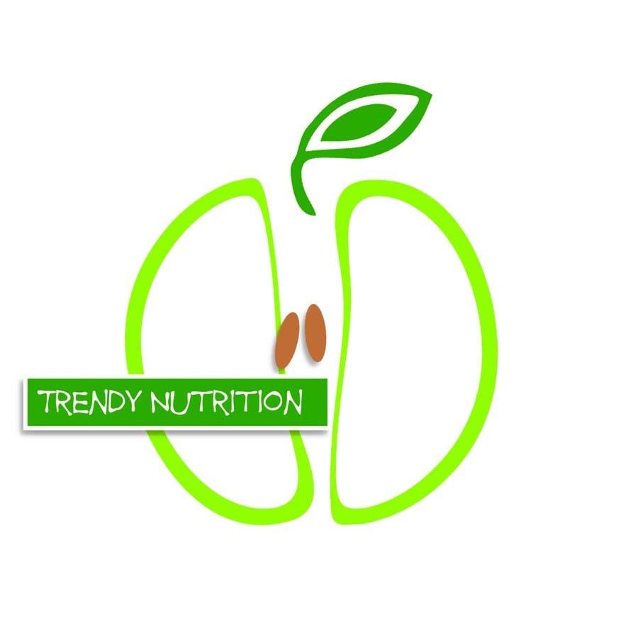 Contest Entry #                                        61                                      for                                         Logo Design for Nutrition - Health blog