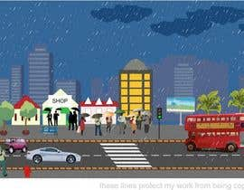 #9 pentru Illustrate different scenes in vector for web animation de către VMRKO