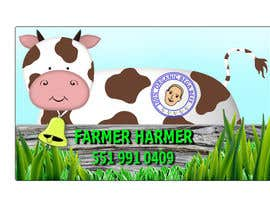 #21 untuk Logo Design for Farmer Harmer Grass Fed Beef oleh PitterBcK