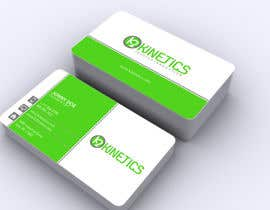 #105 pentru Design some Business Cards for K2 Kinetics de către toyz86