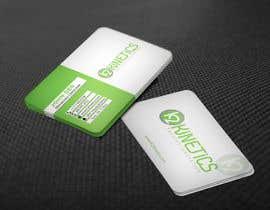 #309 untuk Design some Business Cards for K2 Kinetics oleh imtiazmahmud80