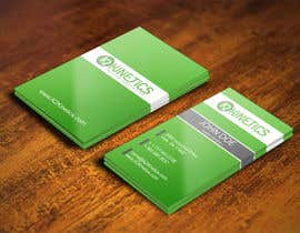 #332 for Design some Business Cards for K2 Kinetics by IllusionG