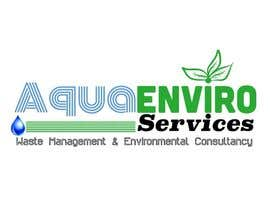 "#26 for Design illustrator format Logo for ""Aqua Enviro Services"" by sidahmed15"