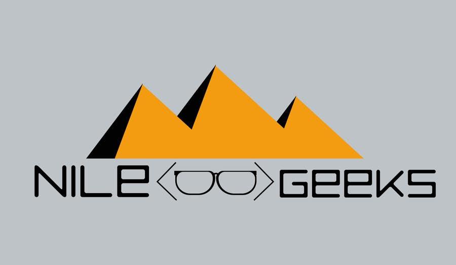 Penyertaan Peraduan #14 untuk Design a Logo for NileGeeks startup