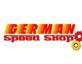nº 19 pour Logo design for the, German speed shop par tontomaldito