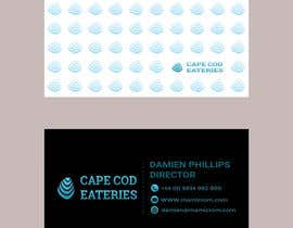 Almas999님에 의한 Business Card for Restaurant Business을(를) 위한 #262