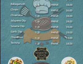 manishsankhyan01님에 의한 menu design을(를) 위한 #14