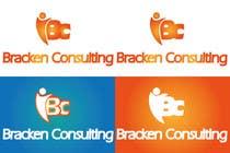 Graphic Design Inscrição do Concurso Nº118 para Logo Design for Bracken Consulting Ltd