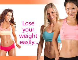 #22 para Advertisement Design for weight loss por shridhararena