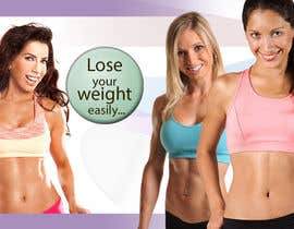 #24 para Advertisement Design for weight loss por shridhararena