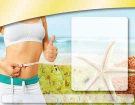 #28 for Advertisement Design for weight loss by Dokins