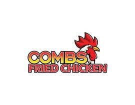 #41 pentru CREATE A LOGO - COMBS FRIED CHICKEN de către PrimeArtisans