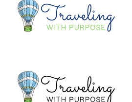#440 for Female Travel Blogger Needs a Great Friendly Logo by YuliaFajrin