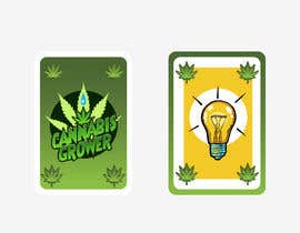 #82 untuk Simple graphics for a card game with logo oleh polisyndeton