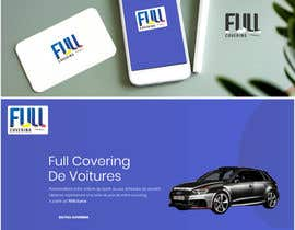 #217 for I need a logo for the leading car wrapping company in Belgium : Fullcovering.com by laughingeyes0