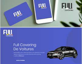 #219 for I need a logo for the leading car wrapping company in Belgium : Fullcovering.com by laughingeyes0