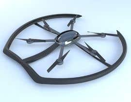 Nro 35 kilpailuun Drone for cargo/military appliances käyttäjältä didin578