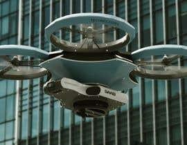 Nro 29 kilpailuun Drone for cargo/military appliances käyttäjältä wireentropy